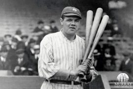 The one the only Babe Ruth