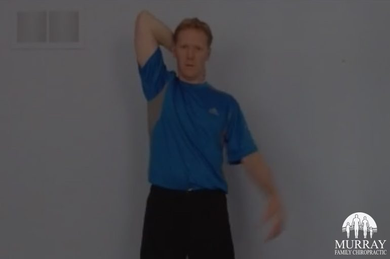 Image of shoulder exercises
