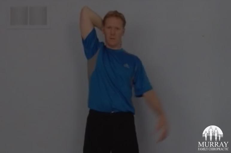 Image of shoulder exercises
